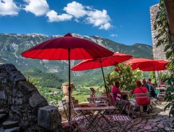 """8- Atelier -Restaurant """"Chez Martine"""""""